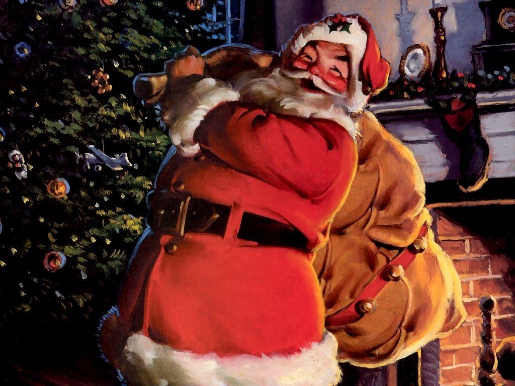 cheery-santa-with-his-sack