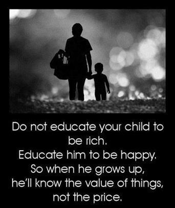 Child Price Value