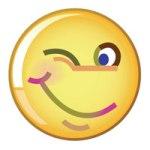 Smiley-Wink