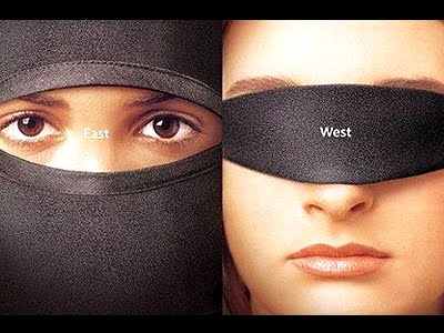 difference_between_east_west_women
