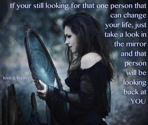 Person change life