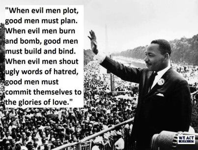 Evil good men