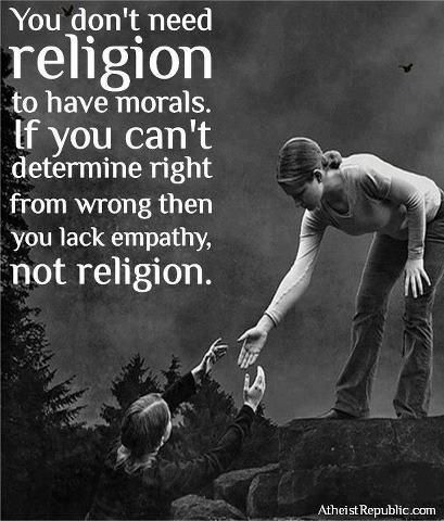 Religion Morals
