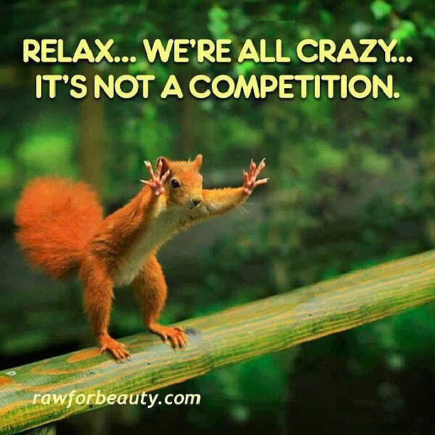 Relax… It's Friday. Have a crazily awesome weekend!!! | Otrazhenie
