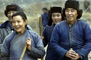 Mao's Last Dancer - Joan Chen and Wang Shuangbao