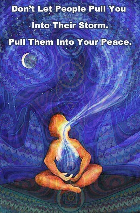 Storm peace